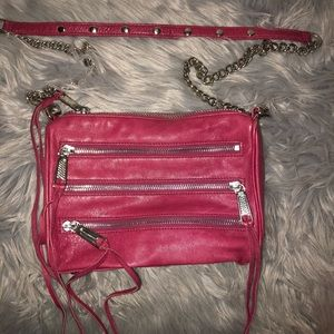 Rebecca Minkoff- Moto 3 crossbody . Good condition